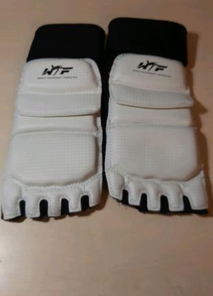 Защита на ноги