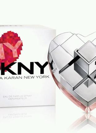 Женская парфюмированная вода Donna Karan DKNY My NY