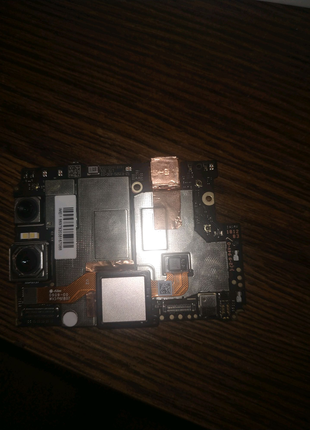 Продам материнскую плату на Xiaomi redmi note 5/5pro