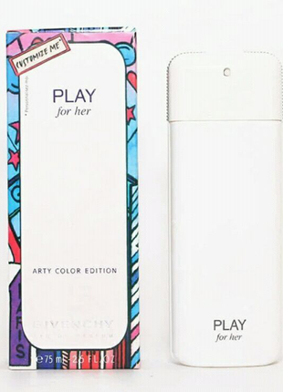 Женский парфюм Givenchy Play Arty Color Edition