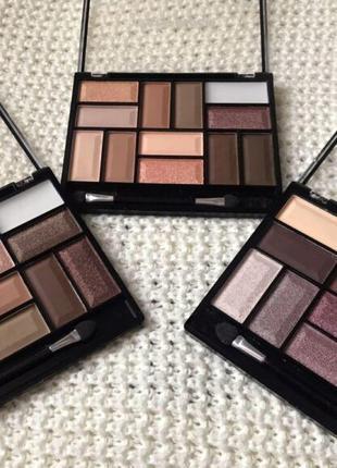 Палетка теней для век Bless Beauty Color Block Eye Shadow Palette