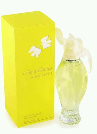 Женский парфюм Nina Ricci L'Air du Temps