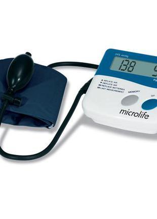 Полуавтоматический тонометр Microlife 2BIO