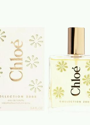 Женский парфюм Chloe Collection 2005 100 мл