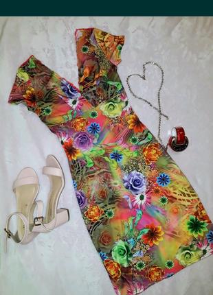 Нарядное платье р34-38
