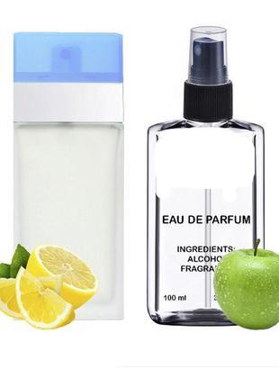 74 парфумерия на розлив 100мл dolce&gabbana light blue