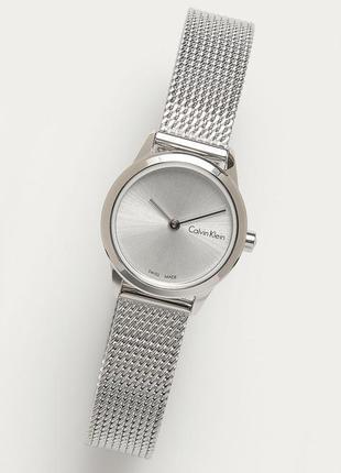 - %   женские швейцарские часы calvin klein minimal k3m231 (ор...