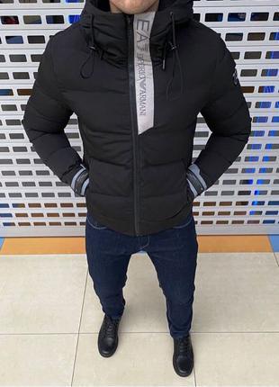Куртка зимова Armani EA7