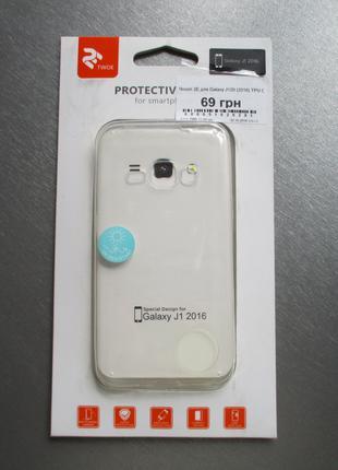 Чехол 2E для Samsung Galaxy J1 2016 J120