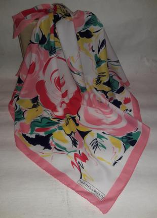Красивый платок michelangelo