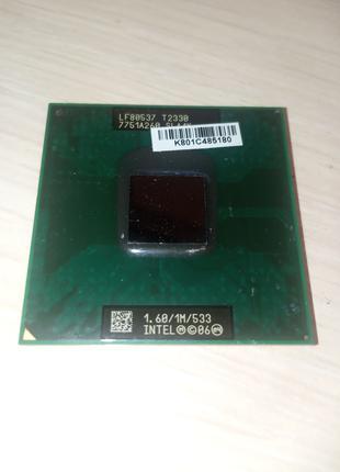 Процессор Intel Pentium T2330 1,60 ГГц (LF80537, SLA4K)