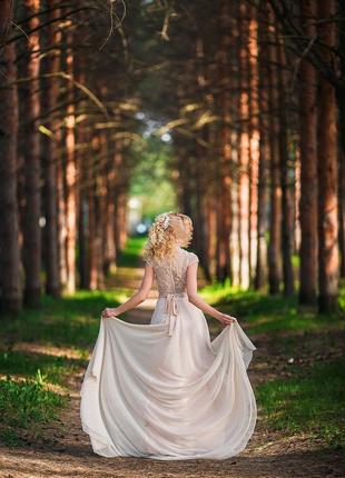 Свадебное платье Оскар
