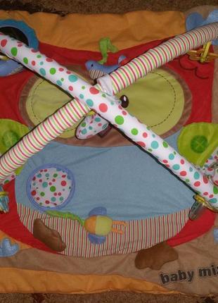 Развивающий игровой коврик baby mix