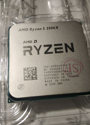 Процессор AMD Ryzen 5 3500X AM4