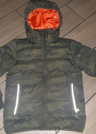 Куртка евро зима на мальчика