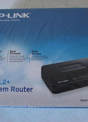 ==> Модем - Роутер ADSL 2+ TP-Link TD-8816 для Интернет! ==>