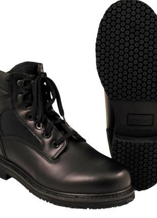Ботинки тактические полицейские ботинки OP Gear (Б – 372) 47 - 48