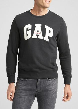 Свитшот мужской gap реглан мужская кофта оригинал гэп сша