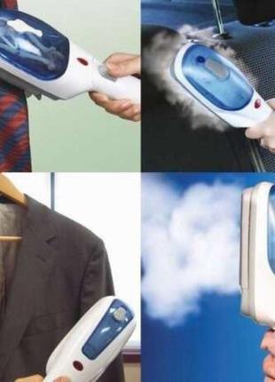 Ручной отпариватель для одежды TOBI Steam Brush, паровой утюг, ще