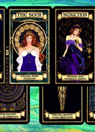 Оракула мадам Эндоры Реплика Madame Endora's Fortune Cards