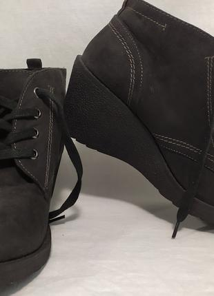 Ботинки туфли женские MARCO TOZZI Германия 37 размер