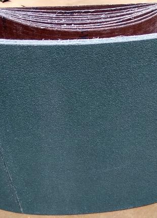 Шлифовальная лента 200х750мм Р60, Р80. Цирконий Нортон США