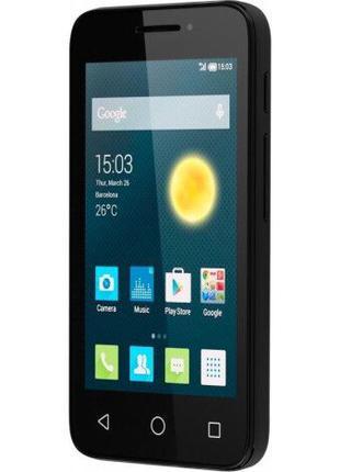Alcatel One Touch PIXI 3 4013D Dual Black