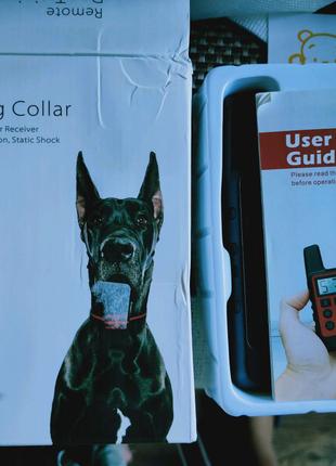 Ошейник дрессировочный для собак