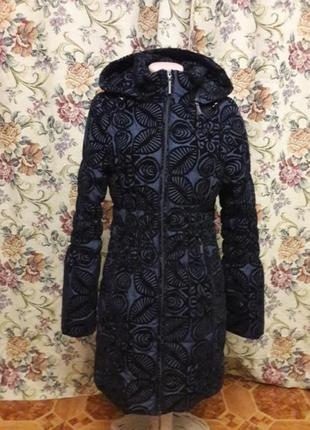 Теплое пальто куртка