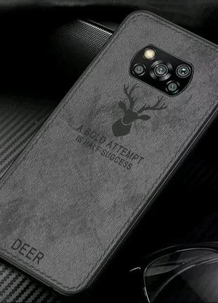 Чехол для Xiaomi POCO X3 NFC