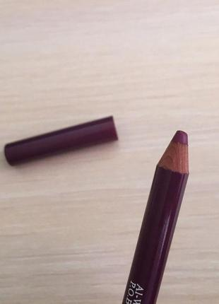 Lip liner longlasting jessica cosmetics .фіолетово-бордовий ол...
