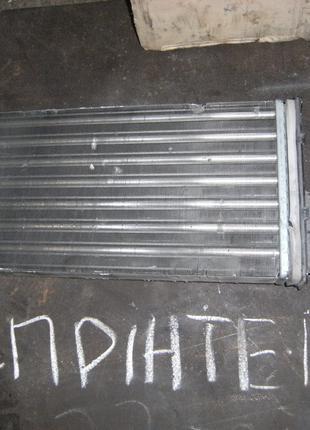 Радиатор печки мерседес спринтер