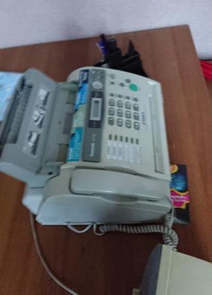 Телефон, Факс, копир, сканер PANASONIC KX-FL403 (KX-FL403UA)