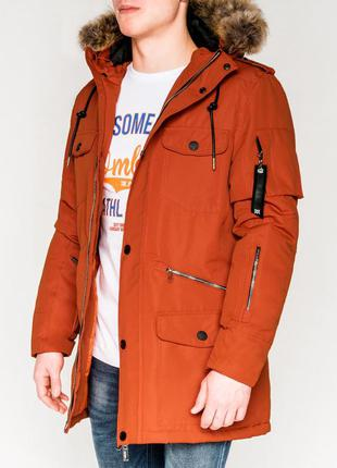 Куртка зимова ombre c382