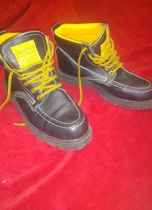Чоловічі черевики landrover