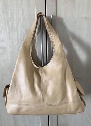 Кожаная сумка john lewis
