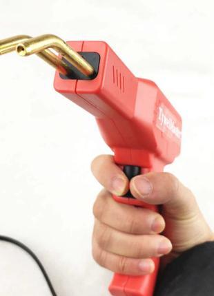 Паяльник для бампера степлер гарячий горячий пайка бамперов пласт
