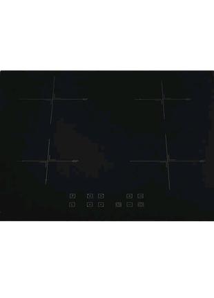 ел.склокер.індукц. поверхня VENTOLUX VI 6004 TC BOOSTER