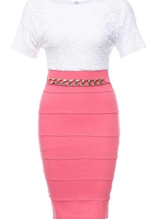 🔥платье на новый год 🎄❗️ облегающее платье с кружевом, новое ❗...
