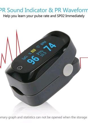 Medical oximeter c101 пульсоксиметр сертификат imdk A2