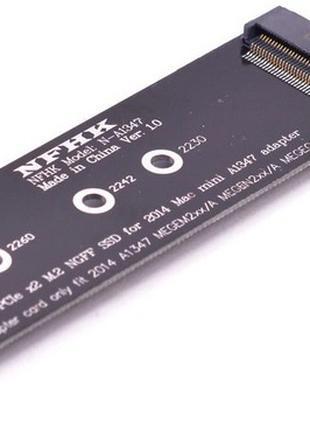 Переходник SSD M.2 для Mac Mini 2014 A1347