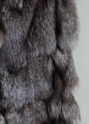 Меховая Жилетка из натурального меха