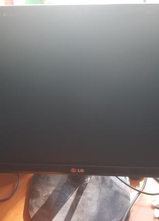Монитор 21.5 Lg fullhd ips