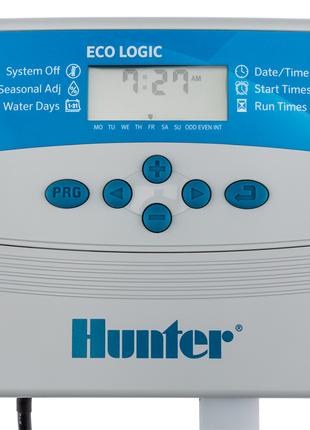 ELC 601i-E HUNTER Eco-Logic пульт управління поливом на 6 зон