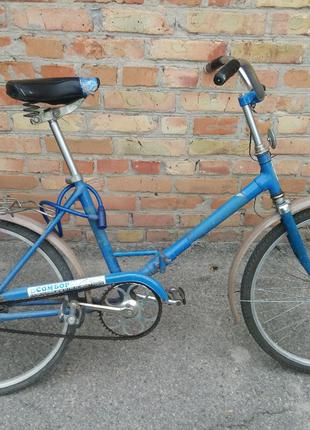 Продаю велосипед Салют