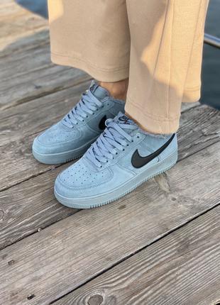 Кроссовки Nike Air Force 1 Grey