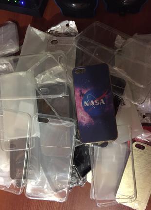 Чехлы на айфоны 4-4S-5-5S-5C-6-6S-6plus