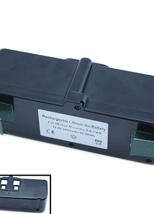 Аккумулятор 5600мАч Li-ion для пылесосов iRobot 313206