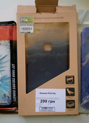 Чехол,бампер на Huawei p10 lite
