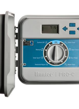 PCC-1201-E Hunter контролер для управління 12-ма зонами поливу